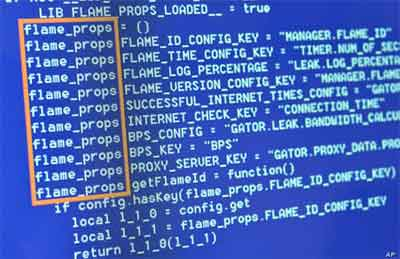 Part of The Flame Toolkit Code Used to Launch The Stuxnet Worm. Not surprisingly the secrecy surrounding such code makes it difficult to evidence
