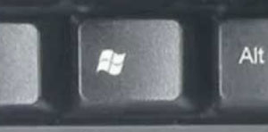 Keyboard Windows Key