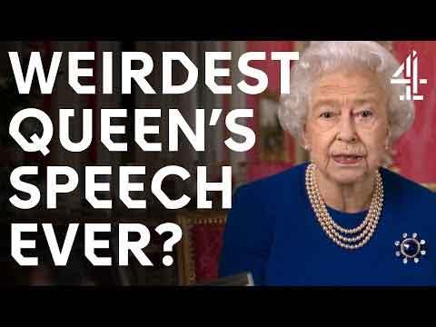 Weirdest Queens Speech Ever Video