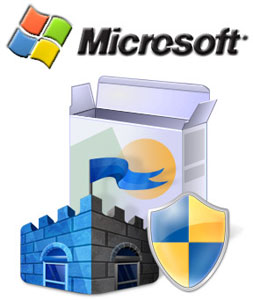 Microsoft Security Essentials Advertisement