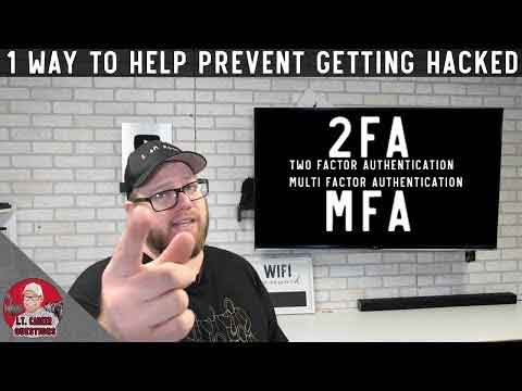 The Benefits Of Multi Factor authentication Explained Video