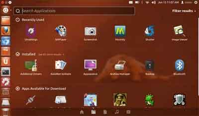 Linux Ubuntu Operating System