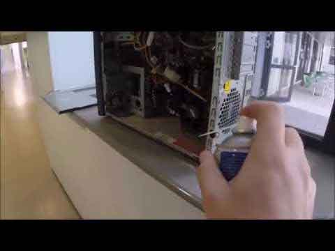 How To Use Compressed Air Tutorial Video