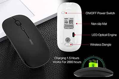 Wireless Mouse Instructions