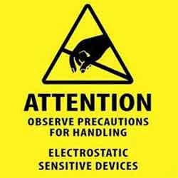 ESD Warning Notice