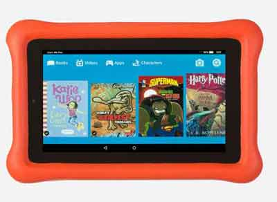 Tablets For Kids With Robust Protection Cases