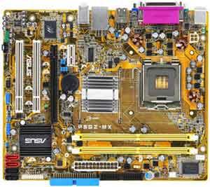 Asus P5GX-MX Motherboard