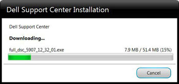 Dell Support Online: Installing The Dell Support Center Tool