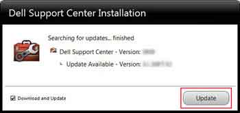 Dell support center support software download.