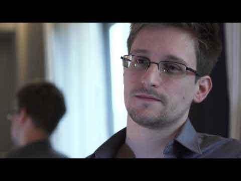The Edward Snowden Interview Video