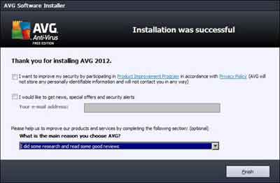 Free AVG Antivirus Download Review