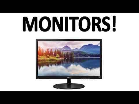 How Computer Monitors Work Tutorial Video