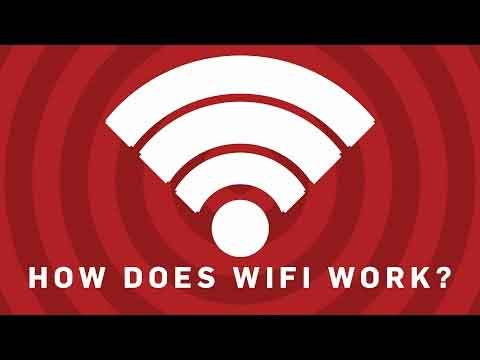 The How Does Wi-Fi Work Video