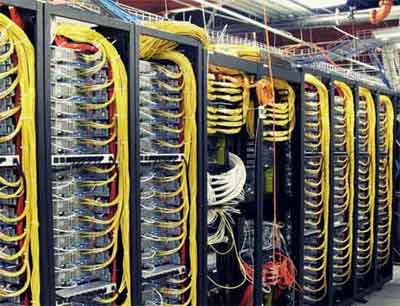 Typical Internet Servers