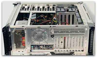 how to clean a sound card