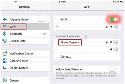 ipad manual for all new users rh ecomputerz com iPad Wi-Fi Settings Enter Password iPad Wi-Fi Setting Icon