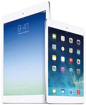 Apple iPad Versus iPad Mini