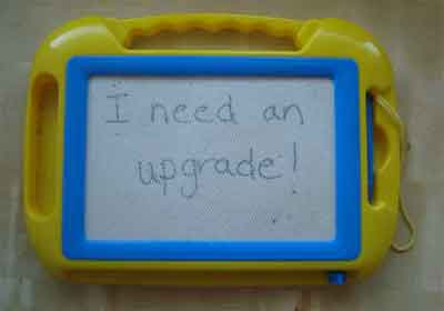 Kids Writing Tablet With A Message We Can All Sympathise With