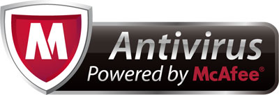 McAfee Anti-Virus Logo