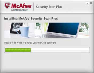 Security Scan Plus Installation Process
