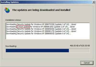 Microsoft Windows XP Updates: What? Why? How?