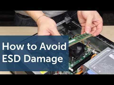 How To Avoid ESD Damage Video