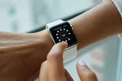 Smart Watches are ubiquitous with the Internet of Things (IoT)