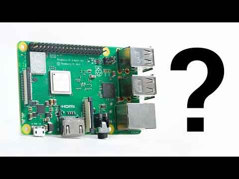 Raspberry Pi Computer Overview Video