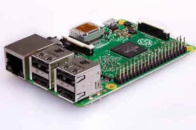 The Raspberry Pi 2 Family Model B Released In 2015