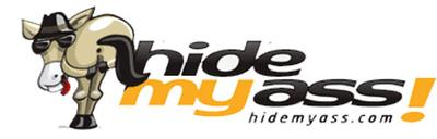 Hide My ass web Proxy Logo