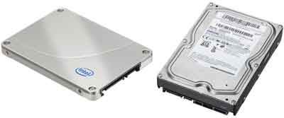 Solid State Hard Disk Versus The Traditional Hard Disk Drive