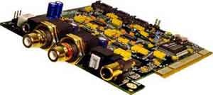The Expensive But High Quality Cantatis Overture Sound Card