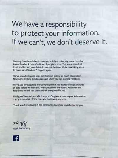 The Facebook Apology