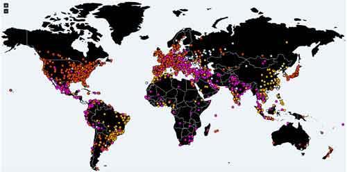MalwareTech Live Tracker Snapshot